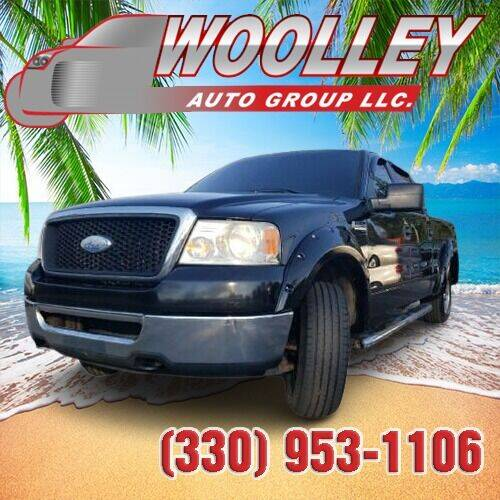 2008 Ford F-150 for sale at Woolley Auto Group LLC in Poland OH