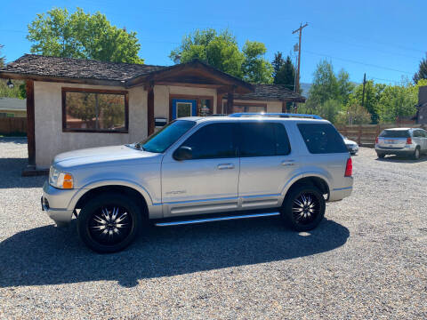 2004 Ford Explorer for sale at Sawtooth Auto Sales in Hailey ID