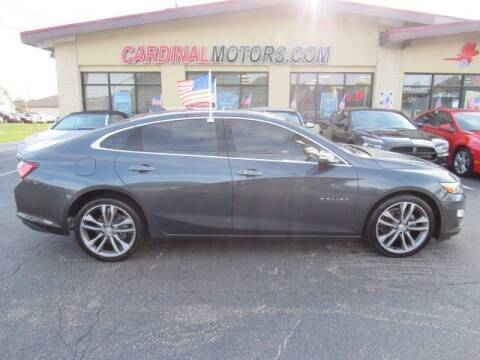 2020 Chevrolet Malibu for sale at Cardinal Motors in Fairfield OH