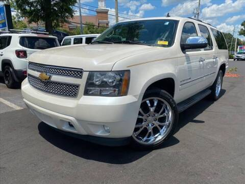 2013 Chevrolet Suburban for sale at iDeal Auto in Raleigh NC