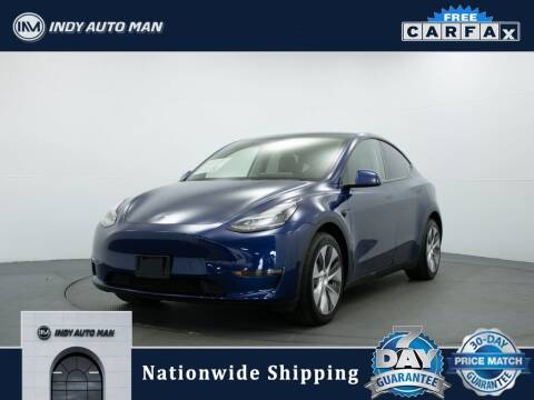 2020 Tesla Model Y for sale at INDY AUTO MAN in Indianapolis IN