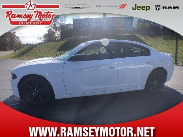2020 Dodge Charger for sale at RAMSEY MOTOR CO in Harrison AR