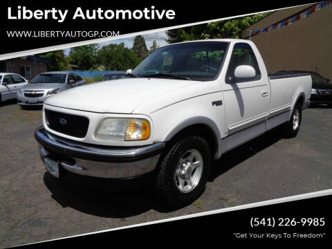 1997 Ford F-150 for sale at Liberty Automotive in Grants Pass OR