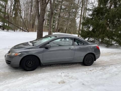 2009 Honda Civic for sale at J & S Motors in Chardon OH