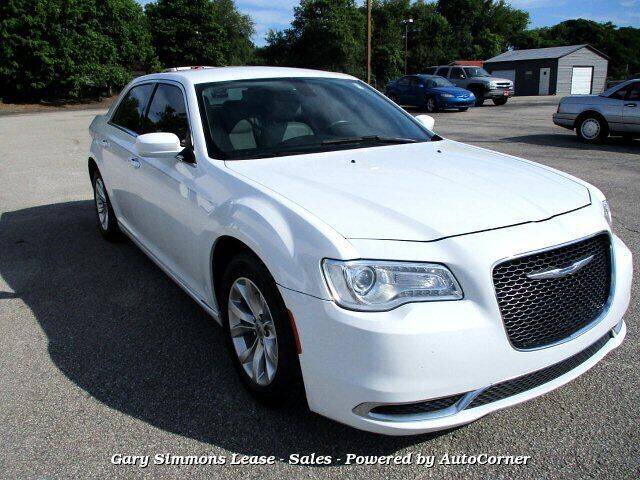 2015 Chrysler 300 for sale at Gary Simmons Lease - Sales in Mckenzie TN