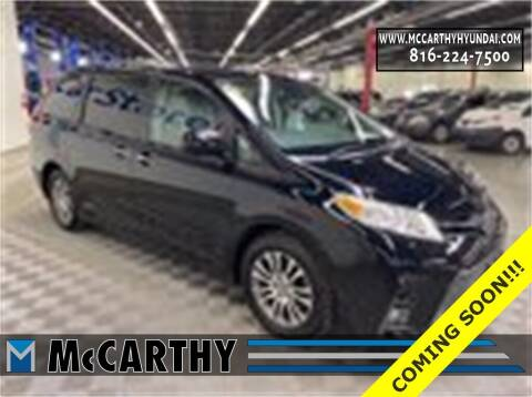 2018 Toyota Sienna for sale at Mr. KC Cars - McCarthy Hyundai in Blue Springs MO