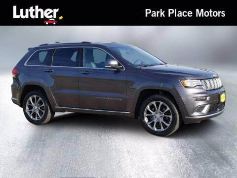 2019 Jeep Grand Cherokee for sale at Park Place Motor Cars in Rochester MN