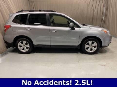 2014 Subaru Forester for sale at Vorderman Imports in Fort Wayne IN