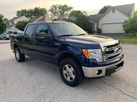 2011 Ford F-150 for sale at Via Roma Auto Sales in Columbus OH