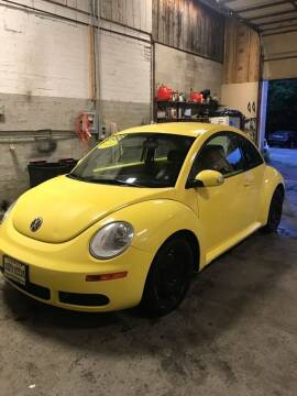 2010 Volkswagen New Beetle for sale at Worldwide Auto Sales in Fall River MA