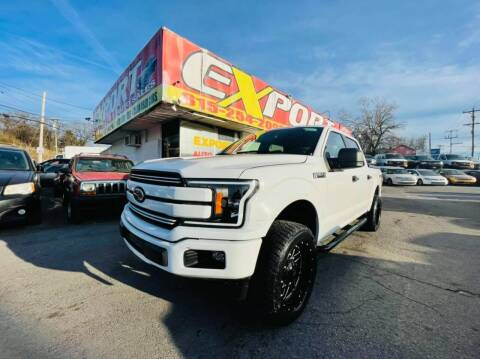 2018 Ford F-150 for sale at EXPORT AUTO SALES, INC. in Nashville TN
