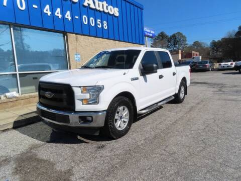 2017 Ford F-150 for sale at Southern Auto Solutions - 1st Choice Autos in Marietta GA