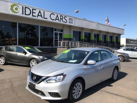 2018 Nissan Sentra for sale at Ideal Cars Apache Trail in Apache Junction AZ
