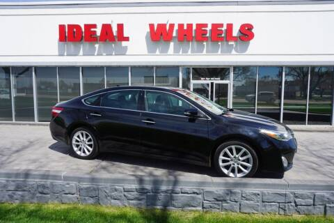 2013 Toyota Avalon for sale at Ideal Wheels in Sioux City IA