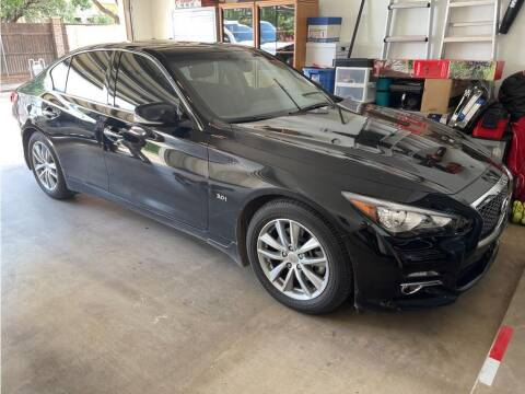 2017 Infiniti Q50 for sale at STANLEY FORD ANDREWS in Andrews TX