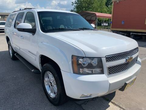 2009 Chevrolet Suburban for sale at JAVY AUTO SALES in Houston TX