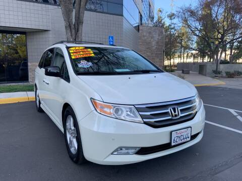 2013 Honda Odyssey for sale at Right Cars Auto Sales in Sacramento CA