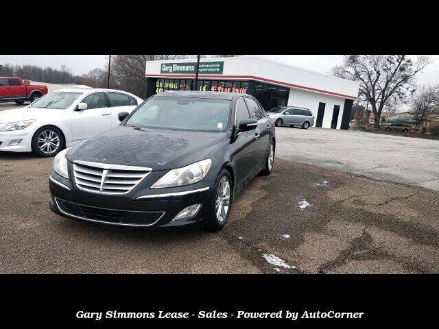 2012 Hyundai Genesis for sale at Gary Simmons Lease - Sales in Mckenzie TN