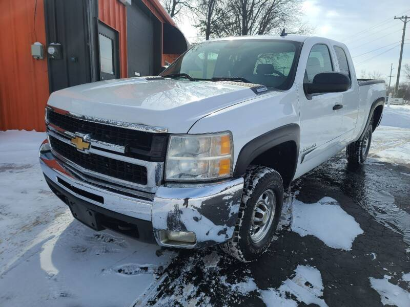 2007 Chevrolet Silverado 2500HD for sale at Steve's Auto Sales in Madison WI