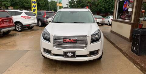 2016 GMC Acadia for sale at Mulder Auto Tire and Lube in Orange City IA