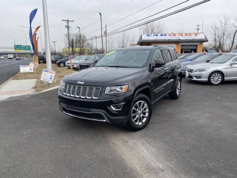 2014 Jeep Grand Cherokee for sale at CARMART Of New Castle in New Castle DE