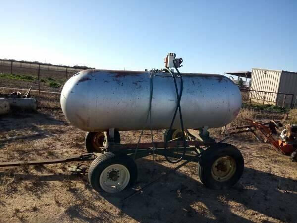 Deisel Tank for sale at BENHAM AUTO INC - Benham Auto Trailers in Lubbock TX