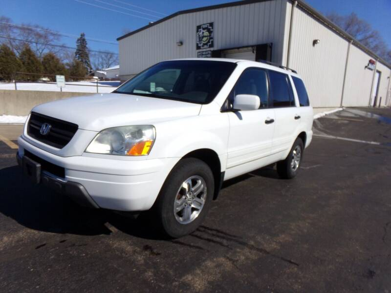 2003 Honda Pilot for sale at Rose Auto Sales & Motorsports Inc in McHenry IL