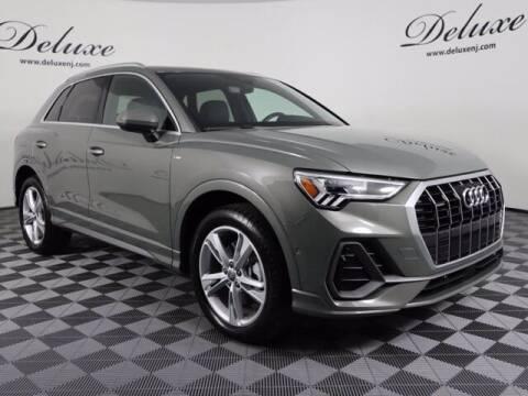 2020 Audi Q3 for sale at DeluxeNJ.com in Linden NJ