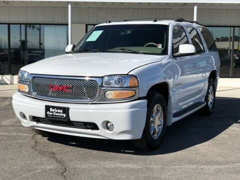 2005 GMC Yukon for sale at Nelson Car Country in Bixby OK