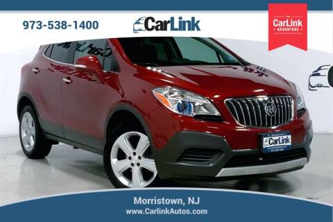 2015 Buick Encore for sale at CarLink in Morristown NJ
