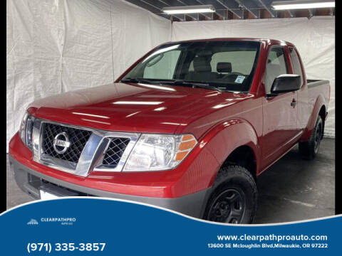 2010 Nissan Frontier for sale at CLEARPATHPRO AUTO in Milwaukie OR