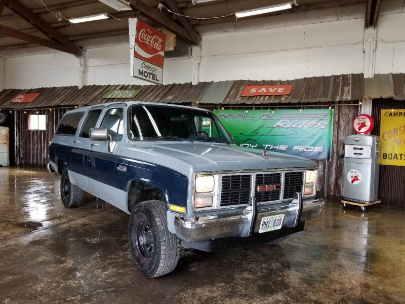 1988 GMC Suburban for sale at Cool Classic Rides in Redmond OR