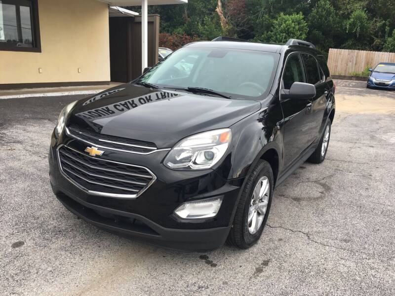 2016 Chevrolet Equinox for sale at Beach Cars in Fort Walton Beach FL