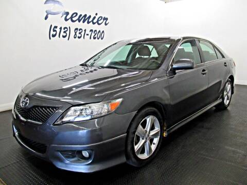 2011 Toyota Camry for sale at Premier Automotive Group in Milford OH