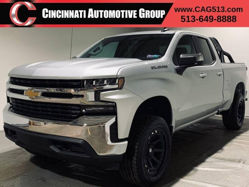 2020 Chevrolet Silverado 1500 for sale at Cincinnati Automotive Group in Lebanon OH