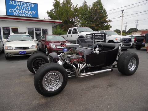 1923 Ford Model T for sale at Surfside Auto Company in Norfolk VA