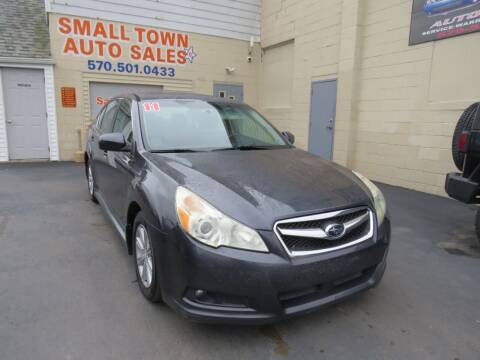 2011 Subaru Legacy for sale at Small Town Auto Sales in Hazleton PA
