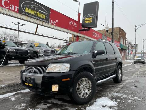2005 Mercury Mariner for sale at Manny Trucks in Chicago IL