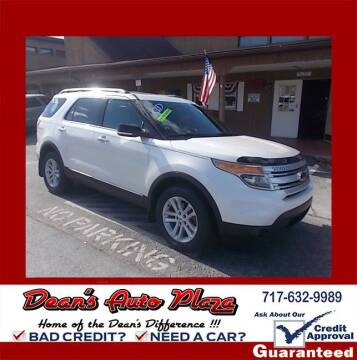 2013 Ford Explorer for sale at Dean's Auto Plaza in Hanover PA