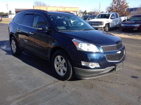 2011 Chevrolet Traverse for sale at Bruns & Sons Auto in Plover WI