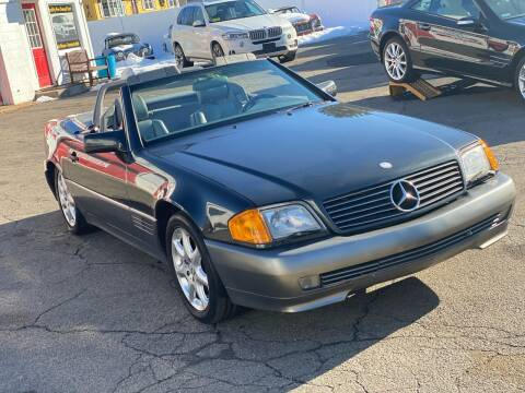 1994 Mercedes-Benz SL-Class for sale at Milford Automall Sales and Service in Bellingham MA