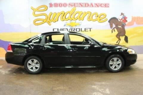 2016 Chevrolet Impala Limited for sale at Sundance Chevrolet in Grand Ledge MI