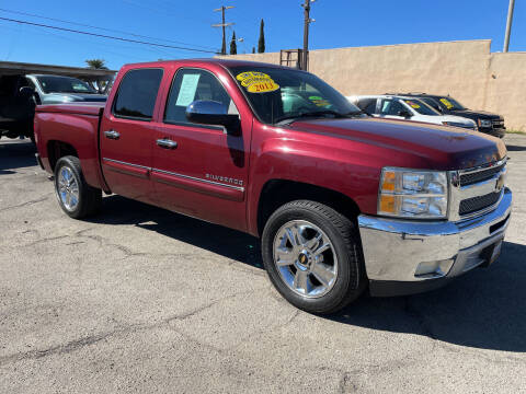 2013 Chevrolet Silverado 1500 for sale at JR'S AUTO SALES in Pacoima CA