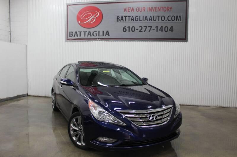 2011 Hyundai Sonata for sale at Battaglia Auto Sales in Plymouth Meeting PA