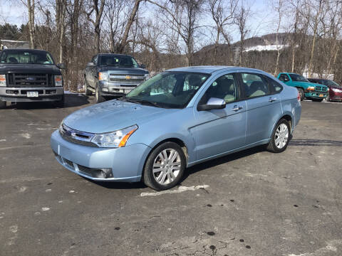 2009 Ford Focus for sale at AFFORDABLE AUTO SVC & SALES in Bath NY