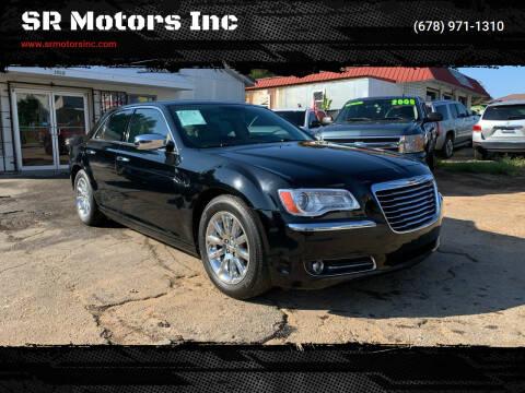 2013 Chrysler 300 for sale at SR Motors Inc in Gainesville GA