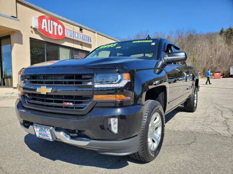 2016 Chevrolet Silverado 1500 for sale at Auto Wholesalers Of Hooksett in Hooksett NH
