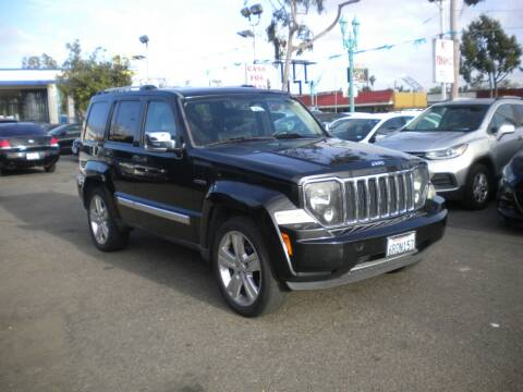 2011 Jeep Liberty for sale at AUTO SELLERS INC in San Diego CA