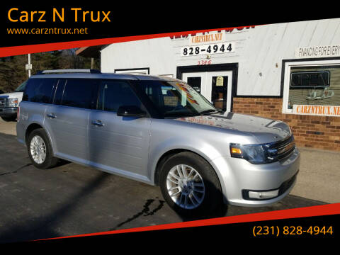 2016 Ford Flex for sale at Carz N Trux in Twin Lake MI