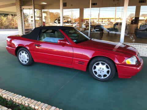 1996 Mercedes-Benz SL-Class for sale at Haynes Auto Sales Inc in Anderson SC